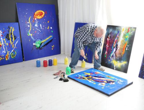 NEW ARTIST: TOM BUSHNELL